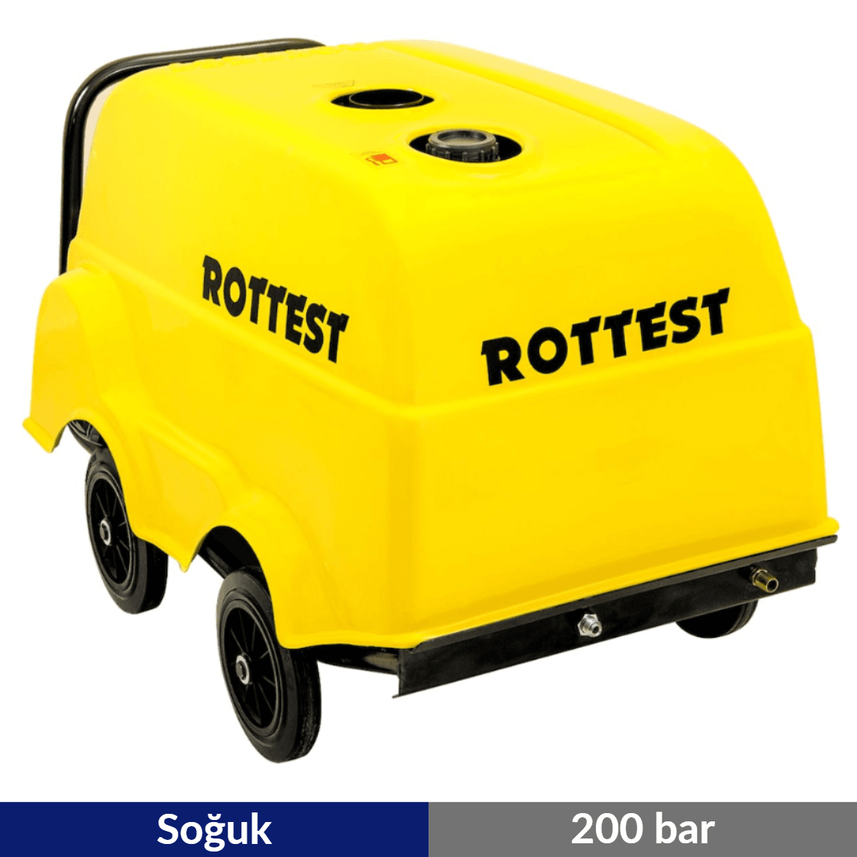 Rottest ST 200 CS