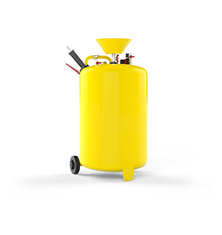 Köpük Tankı 100 LT
