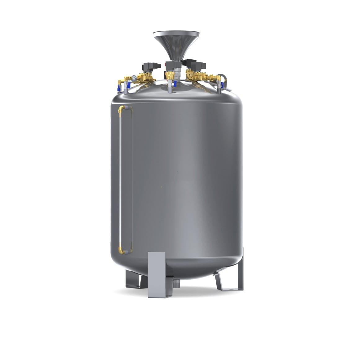 Köpük Tankı 500 LT