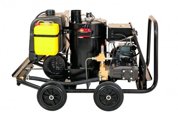 Rottest Basınçlı Yıkama Makinası